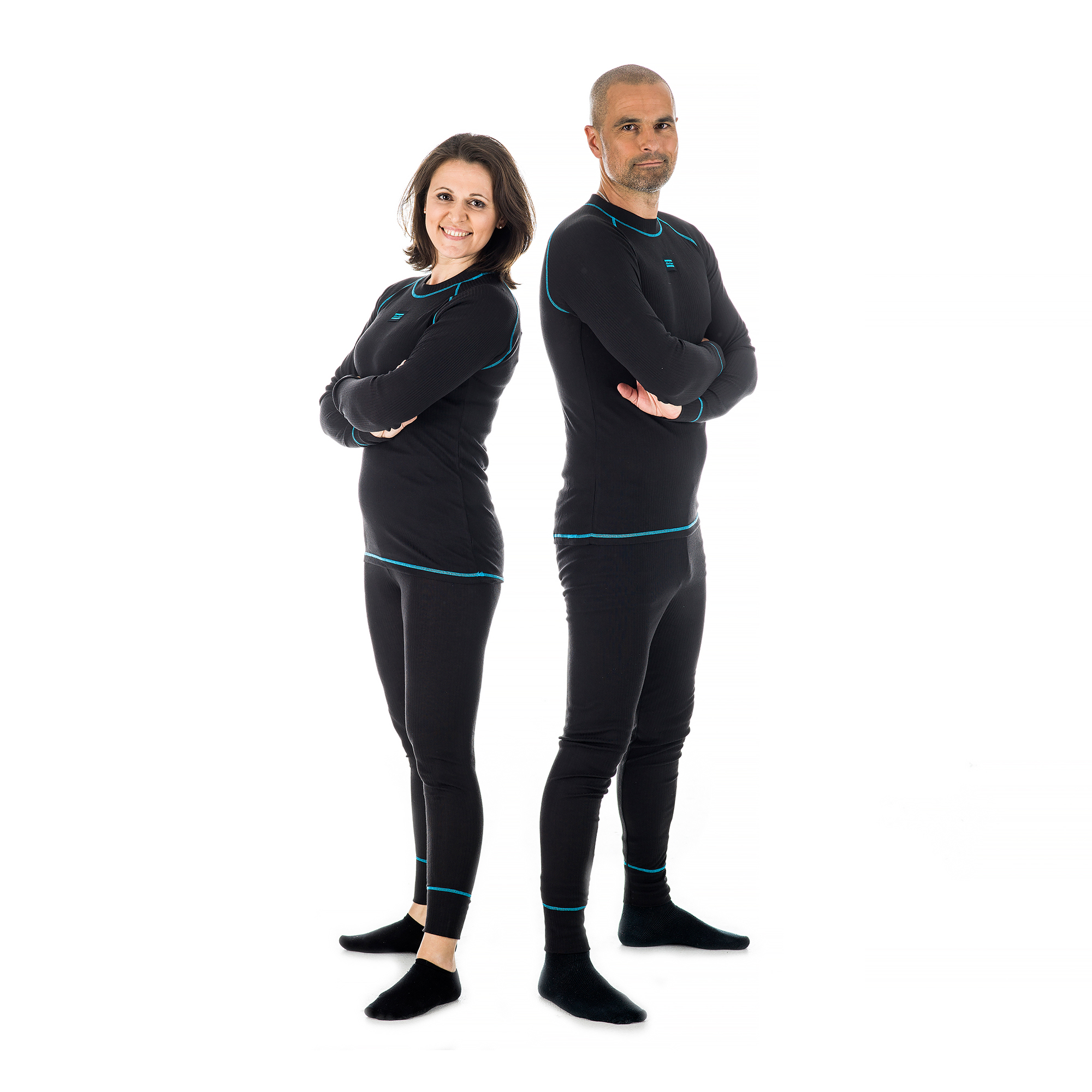 This thermal underwear is a perfect first layer when being active in a cold environment. Made of special fiber cross-section that provides cool, dry and light garments. Body moisture is transported quickly to the material's outer side where it then evaporates. Easy-care treatment gives the underwear a long lasting fit.