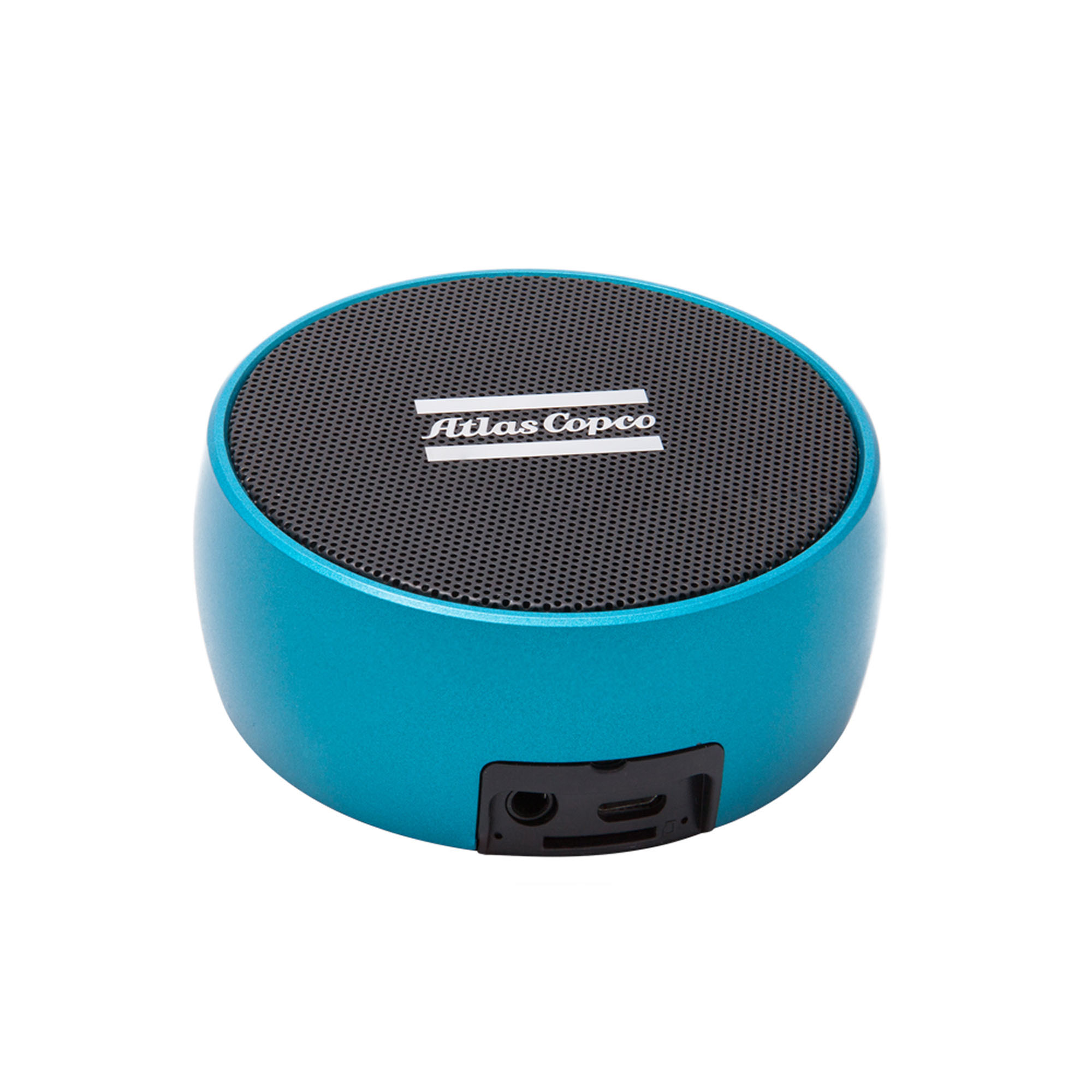 A high quality Bluetooth speaker made in metal. Rechargeable battery and an AUX-port for connecting devices without Bluetooth support. The built in mic allows the speaker to handle your calls as well as your music. Frequency response: 100HZ~15KHZ Output: 3W Built-in Lithum battery: 3.7V/ 600mAh.