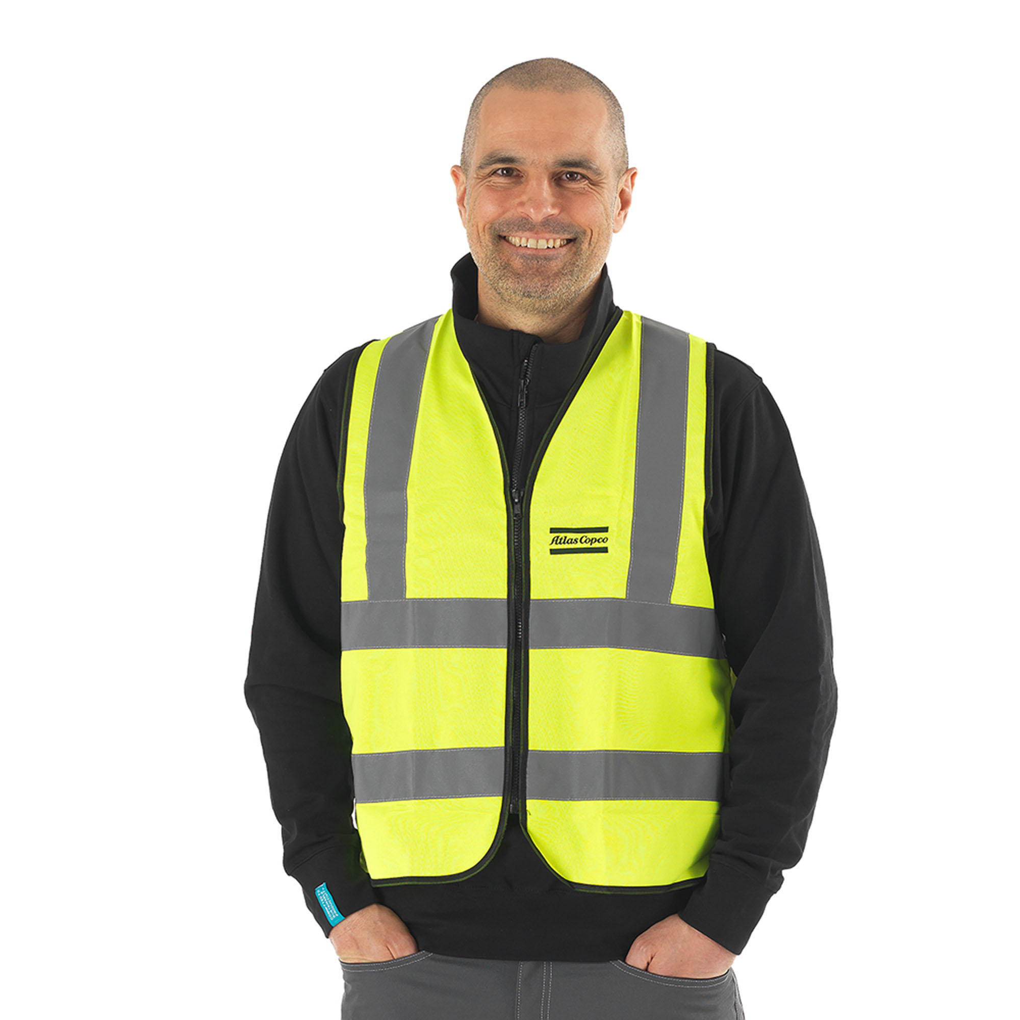 This High-quality safety vest made in fluorescent yellow fabric. With added reflective which provides optimal visibility in critical working conditions. With the fluorescent fabric and reflexes this vest meets visibility standard. This vest meets EN ISO 20471 (S/M), class 2 EN471 EN ISO 20471 (L/XL, 2XL/3XL), class 3 EN471 ANSI/ISEA 107:2010 (S/M ), class 1 level 2 Garments ANSI/ISEA 107:2010 (L/XL, 2XL/3XL ), class 2 Garments