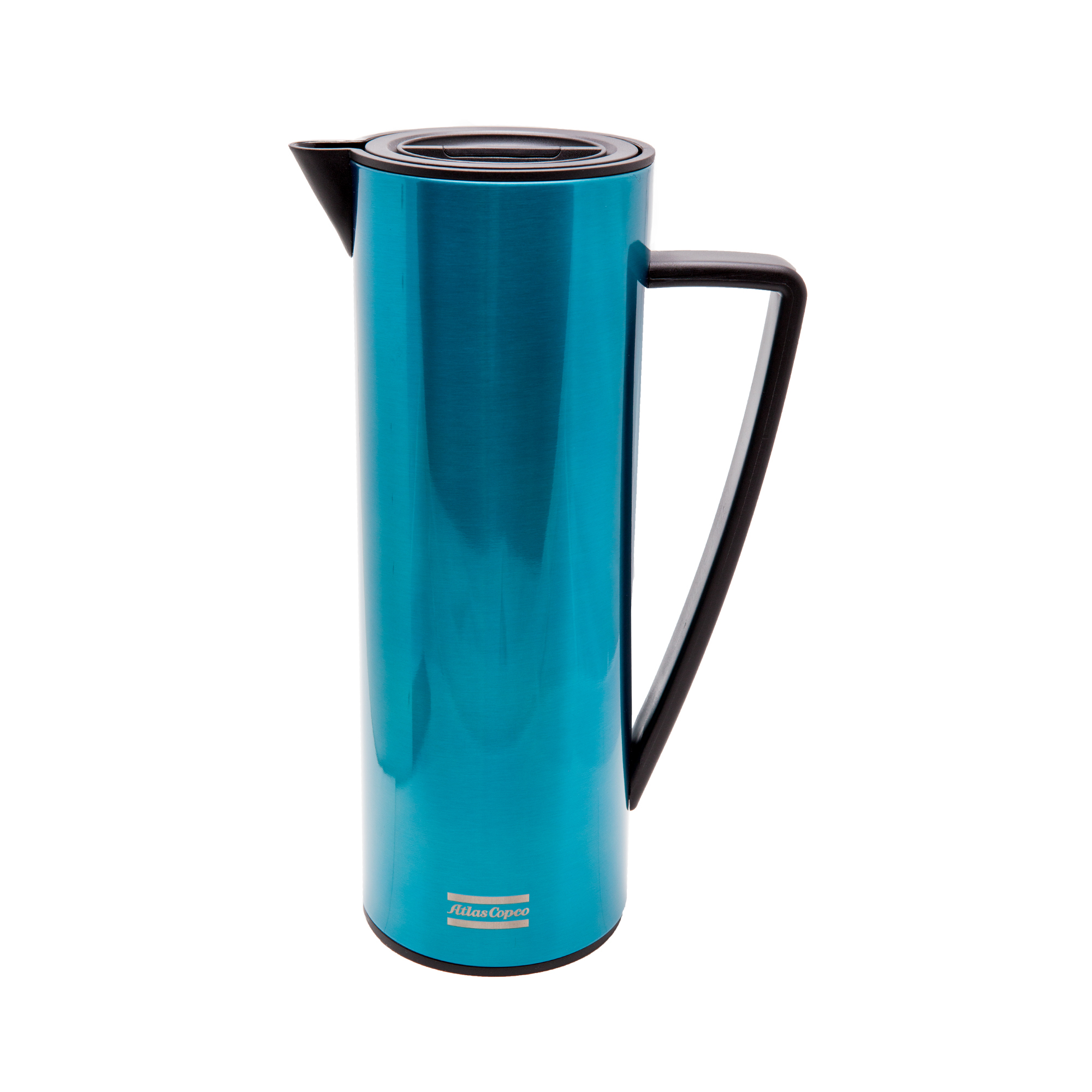 This quality thermos flask communicates clean Scandinavian design and excellent functionality. 