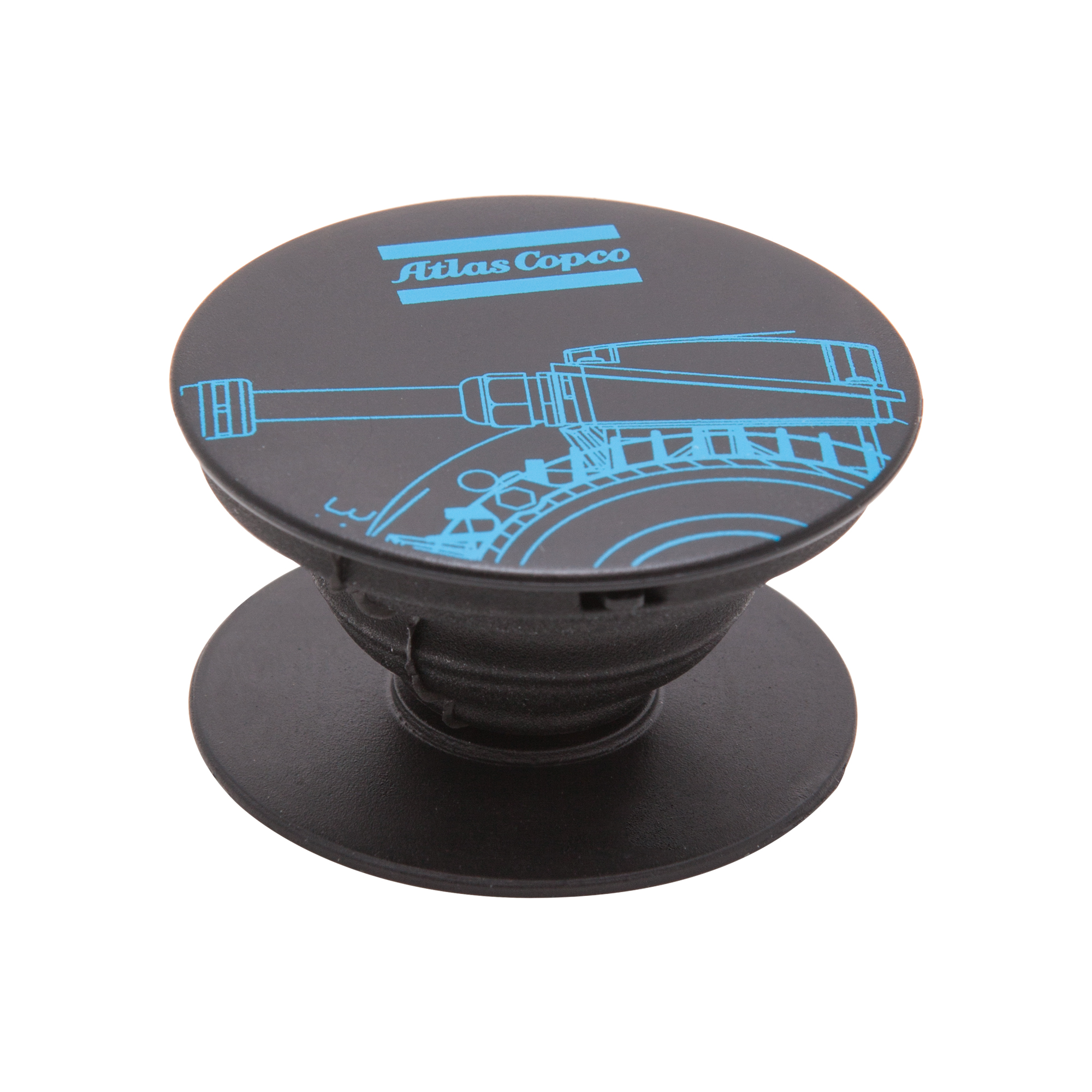 A collapsible grip and stand for your phone. Use popsocket when you're enjoying media, gaming, taking your best selfies or when you just want a good grip on your phone.