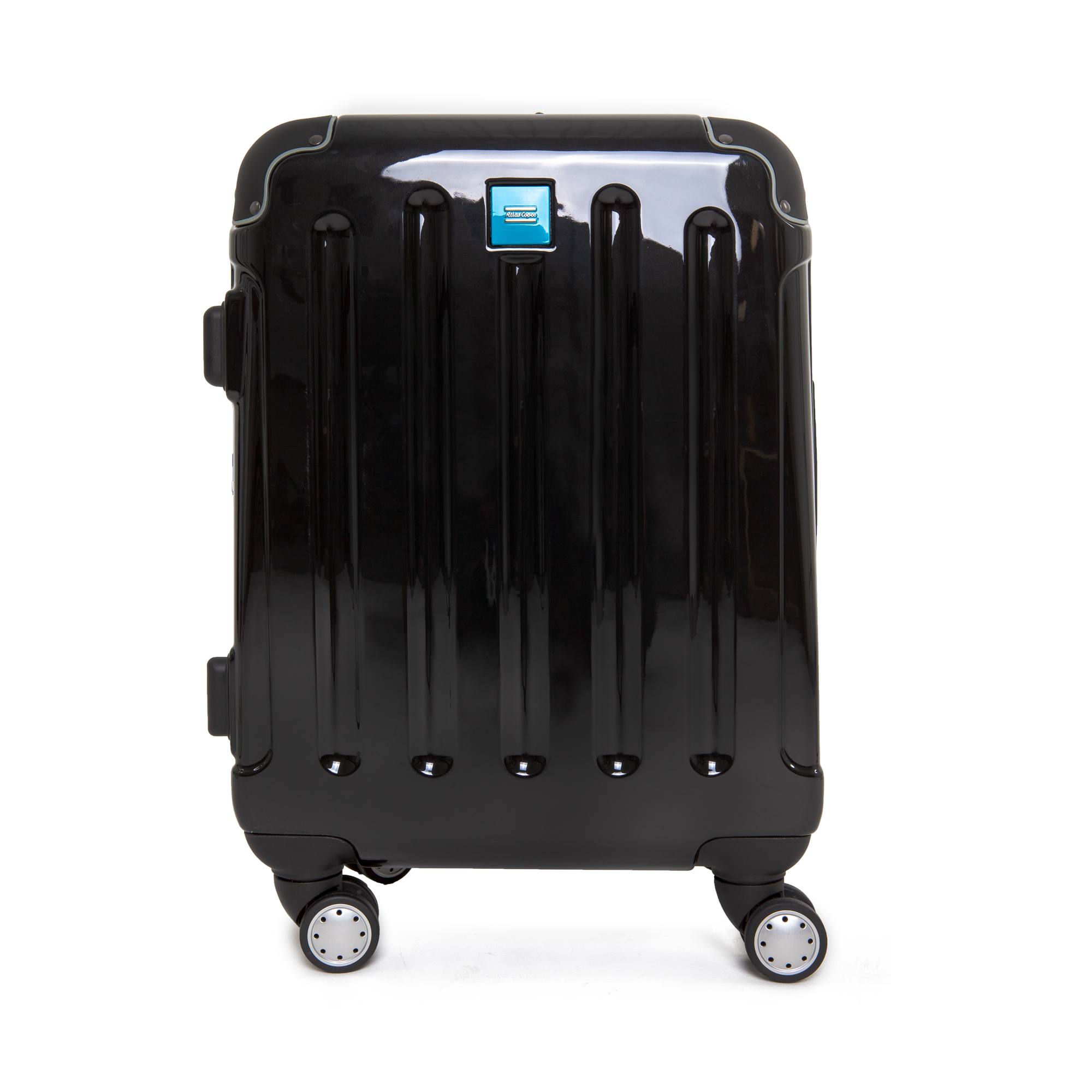 Protect your personal belongings when you travel with this hard shell trolley bag.