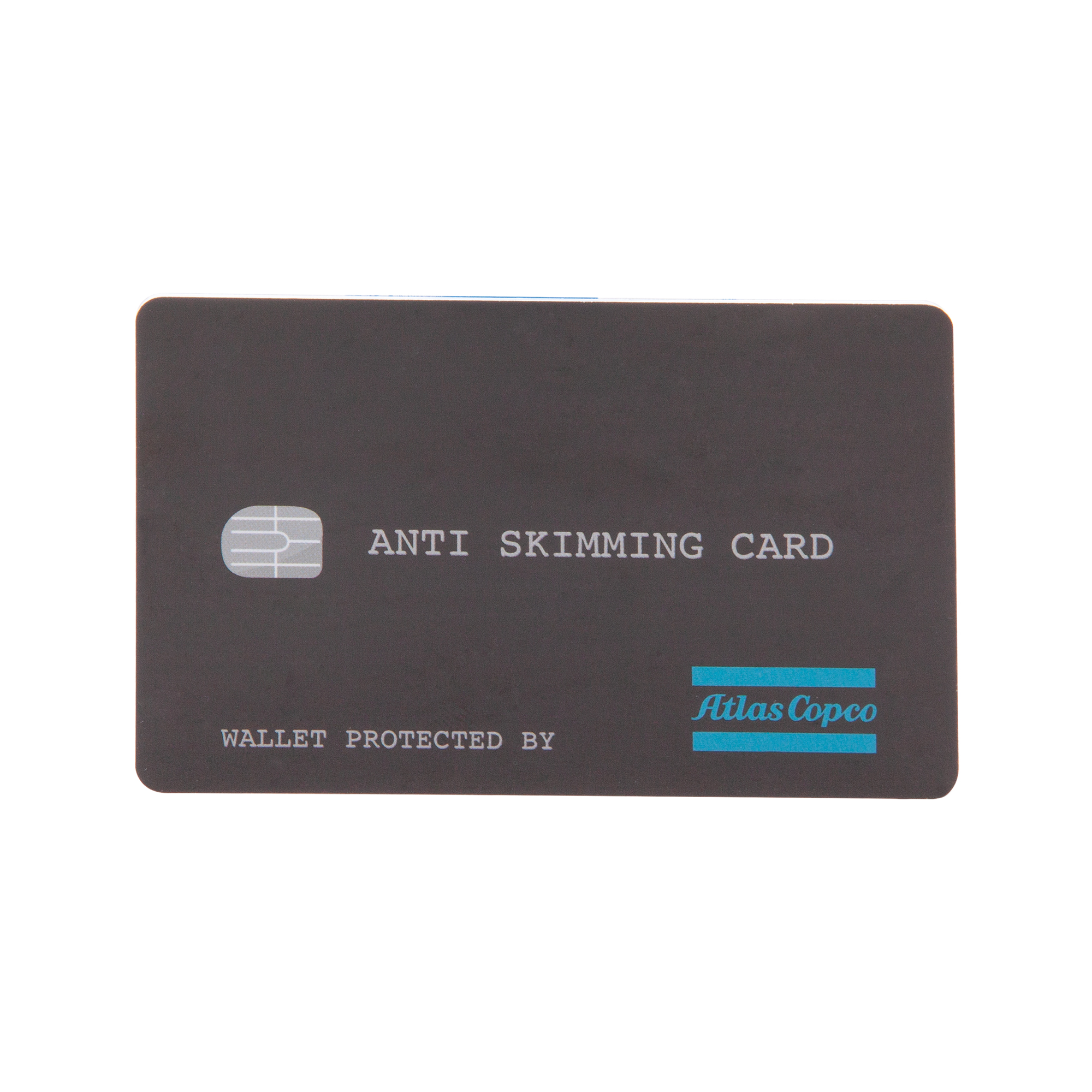 Make any wallet, purse or money clip RFID & skim safe. This card draws energy from NFC/RFID scanners to power up and instantly creates an electronic field making all 13.56 Mhz cards invisible to the scanner. Place this card in the middle between max.12 credit och debit cards and make sure its overlaps at least 50 %. Don´t bend or expose to extreme heat.